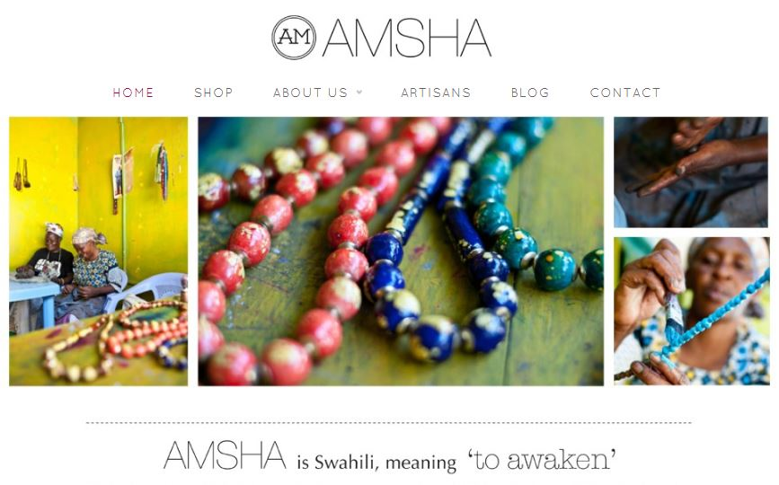 amsha screen