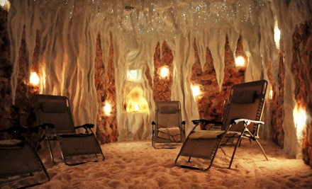 Therapy Caves Around The World Breathe In The Salty